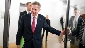 Hans-Georg Maaßen, bisheriger Präsident des Bundesamts für Verfassungsschutzes