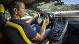 Lamborghini Aventador SVJ bei ersten Testfahrten in Estoril