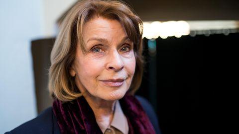 Die Schauspielerin Senta Berger