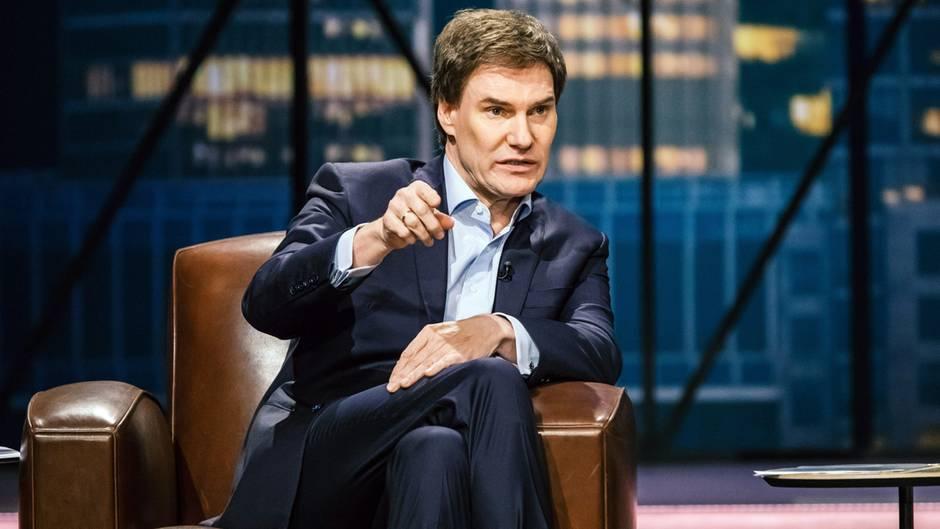 """Carsten Maschmeyer in der """"Höhle der Löwen"""""""