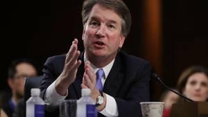 Am Montag muss Brett Kavanaugh erneut im Justiz-Ausschuss Rede und Antwort stehen