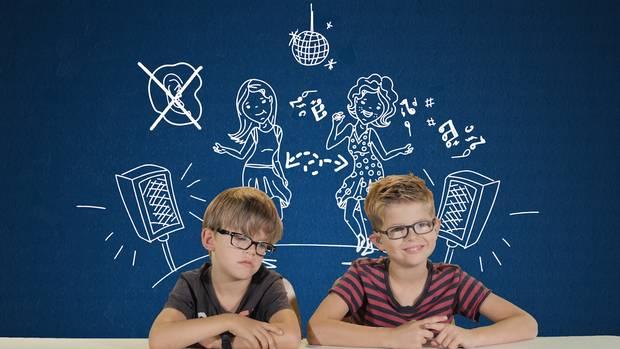 Die Inklusionsexperten Mikko und Kjell