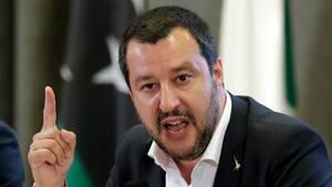 """Afrikaner """"fassungslos"""" über Salvinis Aussage zu """"neuen Sklaven"""""""