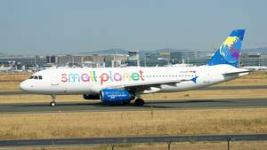 Small Planet Airline - Insolvenz