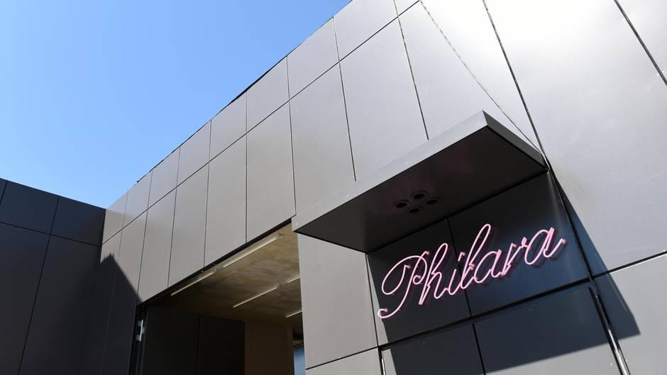 """Das Ausstellungshaus """"Sammlung Philara"""" in Düsseldorf wurde vor zwei Jahren eröffnet"""