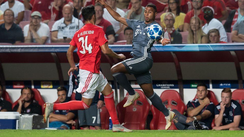 Champions League Bayern München Lissabon
