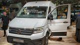 IAA Nutzfahrzeuge 2018: VW eCrafter