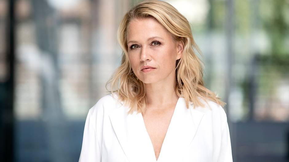 Moderatorin und Schauspielerin Nova Meierhenrich