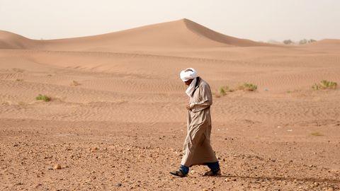 Donald Trump rät Spanien, in der Sahara eine Mauer zur Abwehr der Migranten zu bauen