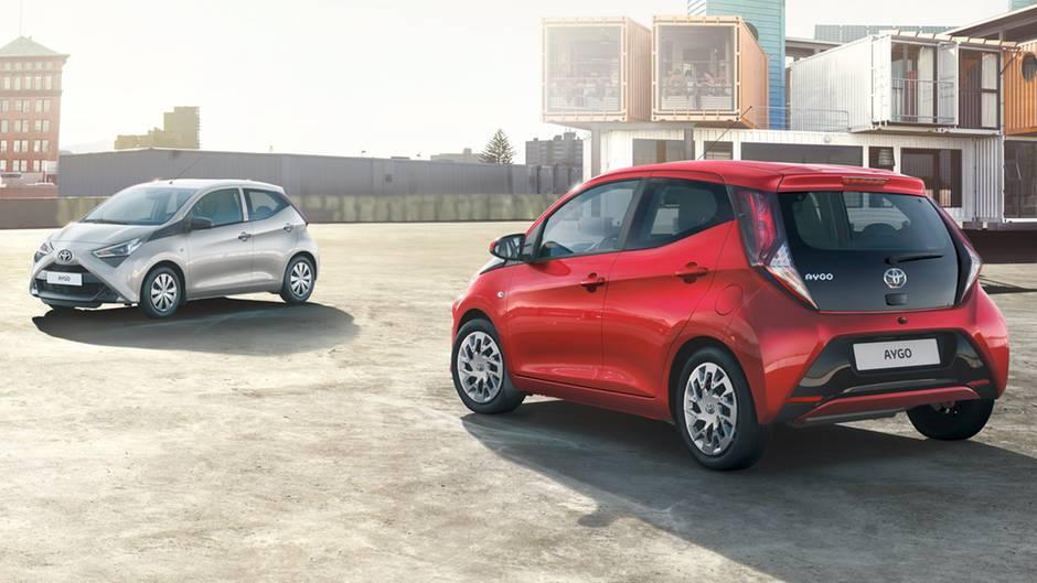 Volkswagen Mitsubishi Und Toyota Das Sind Die Tops Und Flops Beim
