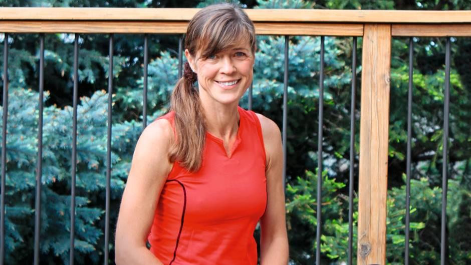 Uta Pippig, 53, zu Hause in Boulder, Colorado. Sie besitzt inzwischen auch die US-amerikanische Staatsbürgerschaft