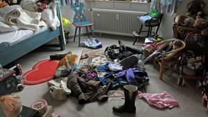 nachrichten deutschland - zimmer aufräumen polizei