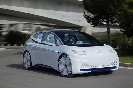 Der VW I.D. Neo wird den Auftakt der I.D.-Familie machen