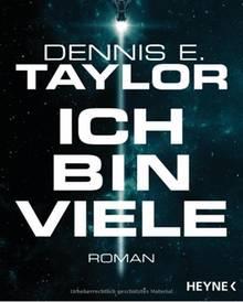 """Den Science-Fiction-Roman """"Ich bin viele"""" von Dennis E. Taylor gibt es auch bei Audible als Hörbuch. Gelesen wird es von Simon Jäger, der deutschen Stimme von Matt Damon."""