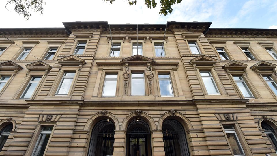 Mafia-Prozess in Karlsruhe