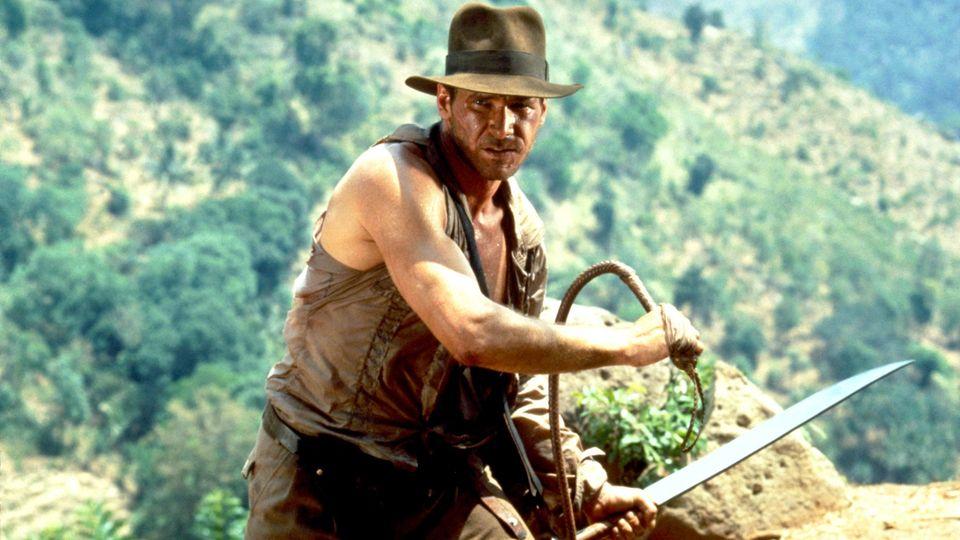 Nicht ohne meinen Hut: Die Kopfbedeckung von Harrison Ford alias Indiana Jones ist Kult.