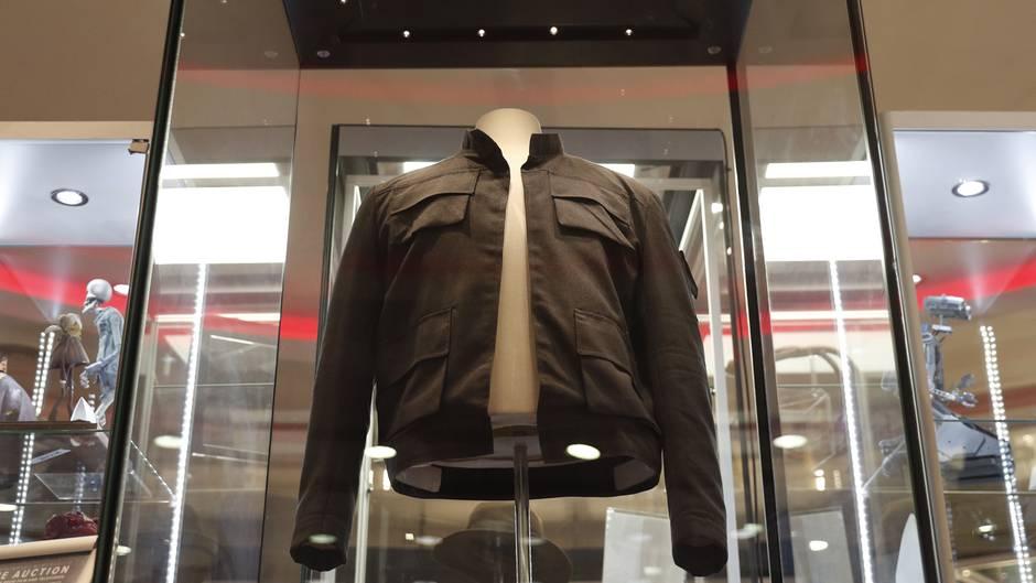 """Harrison Ford in """"Star Wars"""": Han Solos Jacke soll versteigert werden - doch niemand will sie haben"""