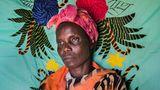 Die Porträtserie von Frauen, ....