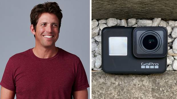 GoPro Nick Woodman