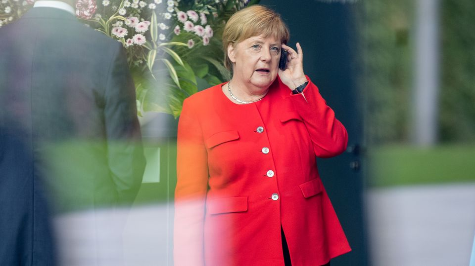 Ex-Verfassungsschutzchef: Maaßen rechnet in Gastbeitrag mit Merkel ab – ohne ihren Namen zu nennen