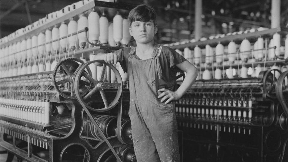 Stanislaus Beauvais arbeitete schon seit zwei Jahren in dieser Fabrik in Massachusetts.
