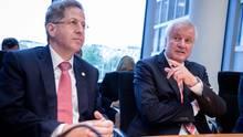 Horst Seehofer macht Hans-Georg Maaßen zum Sonderberater im Innenministerium