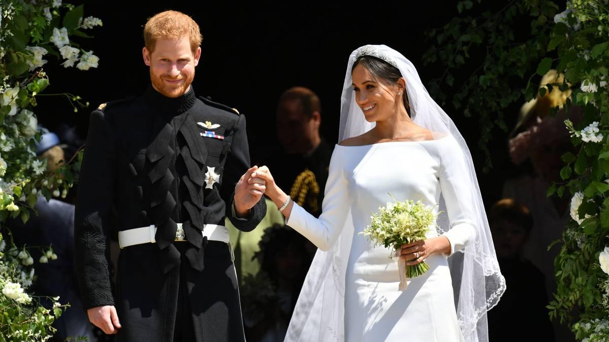 Gratulation: Vor einem Jahr gaben sich Meghan und Harry das Jawort – so ereignisreich war die gemeinsame Zeit
