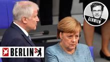 Wie lange halten Horst Seehofer und Angela Merkel die GroKo noch zusammen?