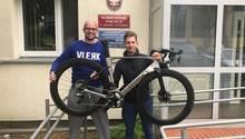 Peter sagan Rennrad Special Edition - Diebstahl