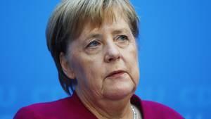 Bundeskanzlerin Angela Merkel (CDU) beehrt den türkischen Präsidenten Recep Tayyip Erdogan nicht mit ihrer Anwesenheit beim Staatsbankett