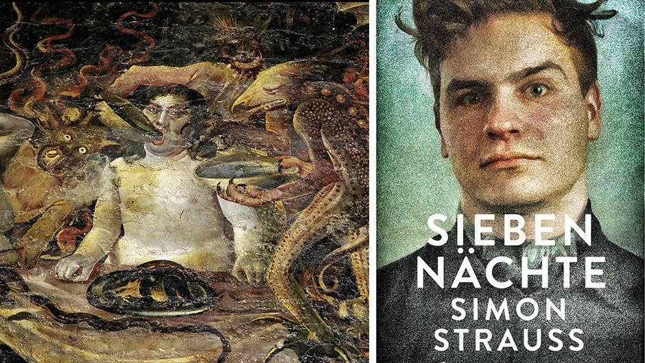 Sieben Nächte von Simon Strauß