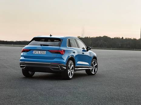 Audi Q3 45 TFSI Quattro 2018 - über 230 km/h schnell