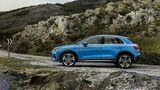 Audi Q3 45 TFSI Quattro 2018 - im Vergleich zum Vorgänger deutlich gewachsen