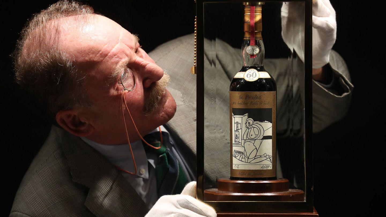 "Whisky: ""Macallan Valerio 1926"""