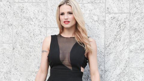 Moderatorin Michelle Hunziker