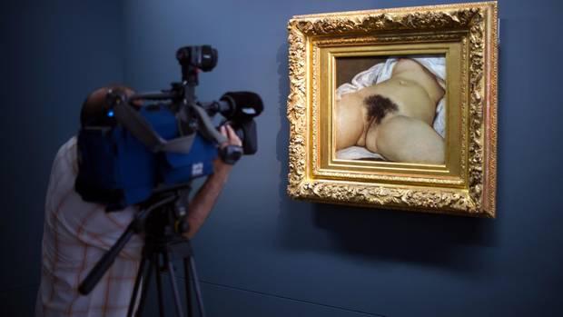 Courbet-Gemälde