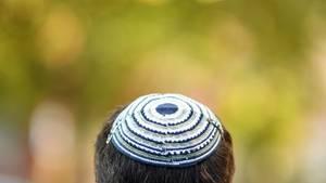 Eine jüdische Kippa: In der AfD soll es demnächst eine jüdische Vereinigung geben