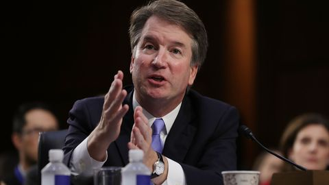 Donald Trumps Richterkandidat Brett Kavanaugh