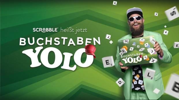"""Brettspiel dreht den Swag auf: Scrabble heißt bald """"Buchstaben-YOLO"""""""
