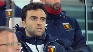 Italiens Ex-Fußball-Nationalspieler Giuseppe Rossi