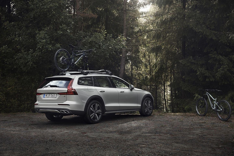 Volvo V60 Cross Crountry 2019 - mit sechs Zentimetern mehr Bodenfreiheit