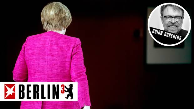 Angela Merkel geht aus der Wahl von Ralph Brinkhaus zum Koalitionsvorsitzenden als große Verliererin hervor