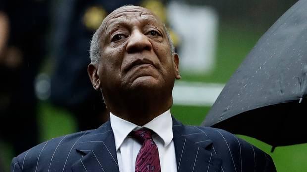 Bill Cosby soll wegen sexueller Nötigung mehrere Jahre ins Gefängnis