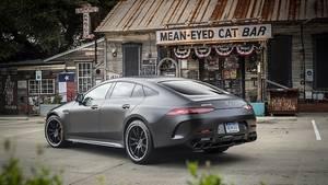 Mercedes AMG GT 63s 4matic 4-Türer - 5,05 Meter lang
