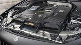 Mercedes AMG GT 63s 4matic 4-Türer - vier Liter Brennraum