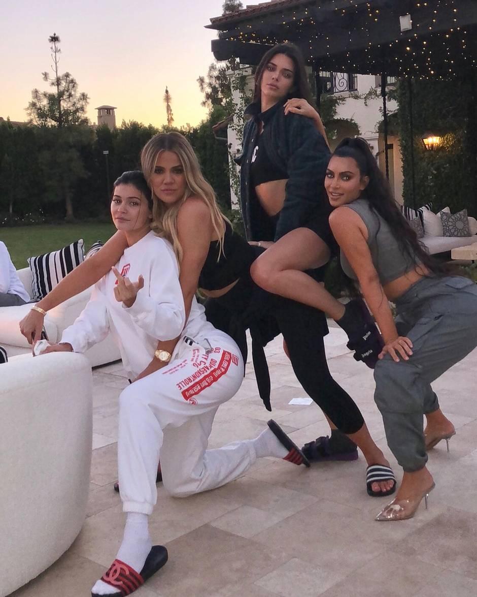 Meet the Kardashians: Ob so der Alltag mit dem Familienclan aussehen könnte?