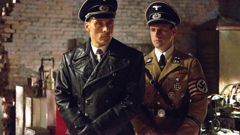 """Sie sind wieder da: Im oktober feiert die dritte Staffel von """"The Man in The High Castle"""" auf Amazon Prime Video Premiere."""