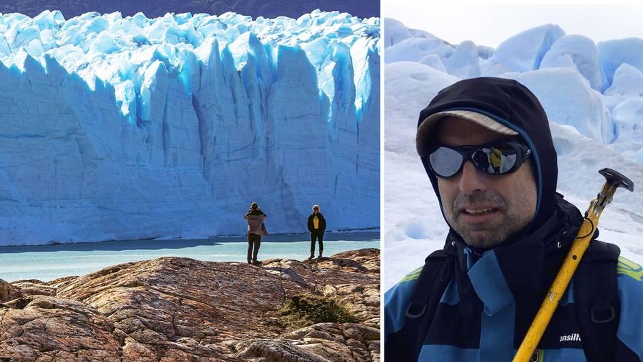 Gletscher in Patagonien: Perito Moreno – unterwegs auf dem eisigen Riesen