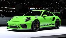 Der Porsche GT3 (hier in der RS-Variante) ist tendenziell eher für die Rennstrecke konzipiert