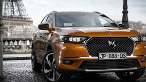 Elegante Hommage an Paris: der DS 7 CROSSBACK